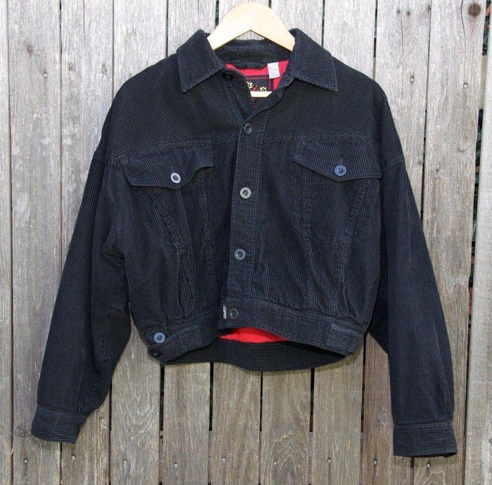 Esprit Corduroy Black Jacket Coat Women S Medium 100 Cotton Shell Poly Lining Esprit Basicjacket Coats Jackets Cotton Coat Jackets For Women [ 977 x 990 Pixel ]