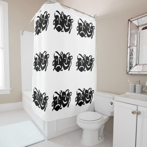 Theatre Macrabe Shower Curtain