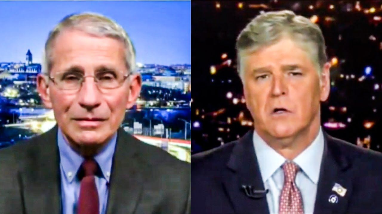 Lead Health Official Shuts Down Hannity S Idiocy In 2020 Health Sean Hannity Political Science