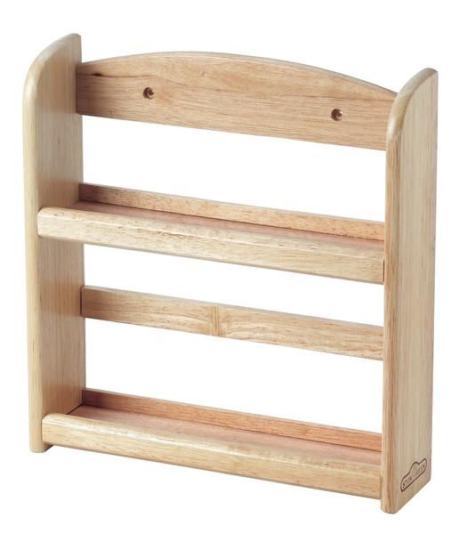 Wall Mounted Wooden Spice Rack Plans: Pin On Spice Rack