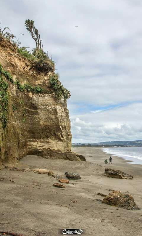 playa mutrico ancud