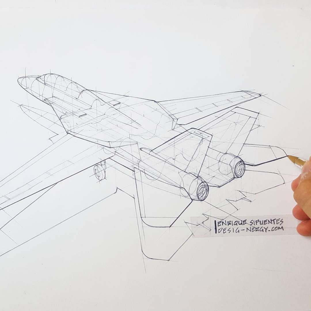 F14 tomcat f14tomcat drawing sketcheveryday sketch design aircraft topgun