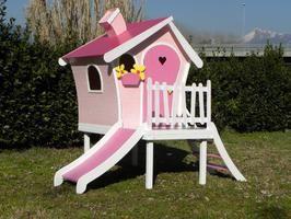 Staccionata Bambini ~ Best dream house casette gioco in legno per bambini images on