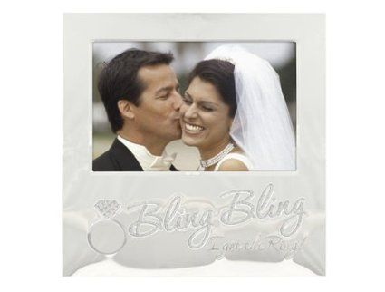 Bling Bling I Got The Ring Picture Frame Google Search Knot