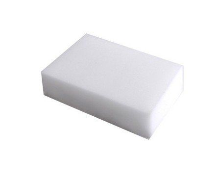 chuzhao wu white magic eraser clean sponge grease dirt cleaner pads car washing pack of 50 by. Black Bedroom Furniture Sets. Home Design Ideas