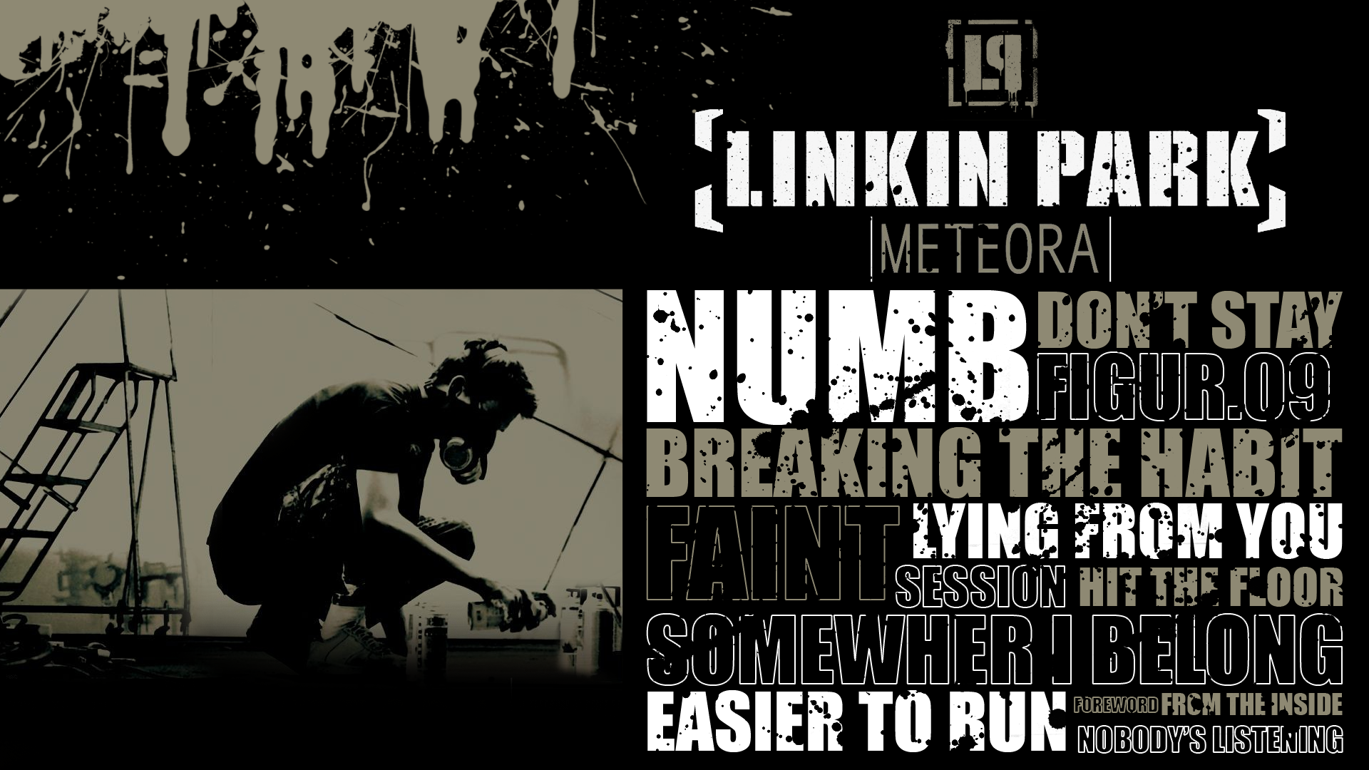 Meteora Linkin Park | Just because!!! in 2019 | Linkin park meteora