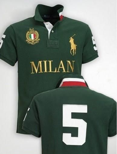 Camisa Polo MILAN