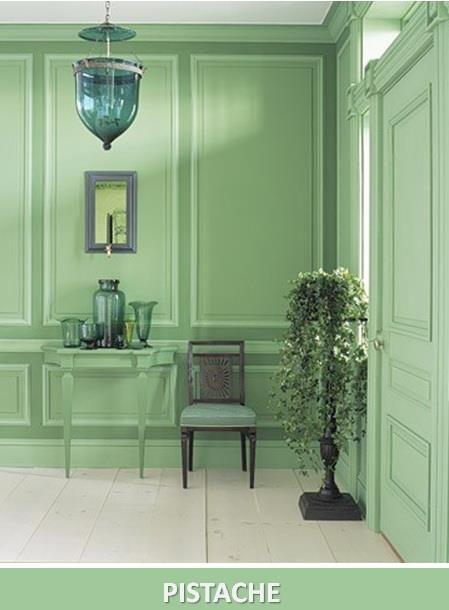 Pistache Pared Color Verde Tipos De Verde Casas Color Verde