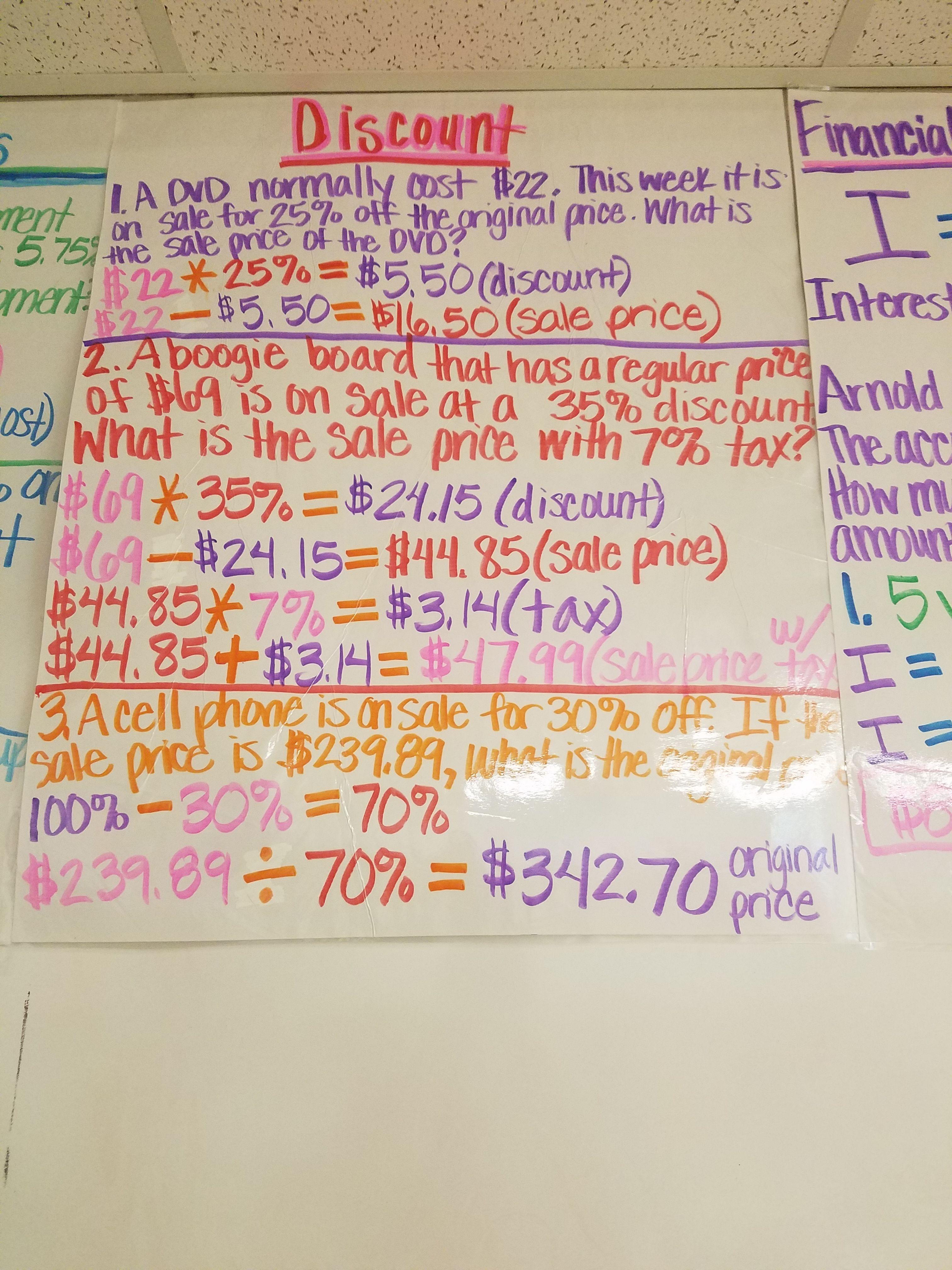 Markdown Math Formulas