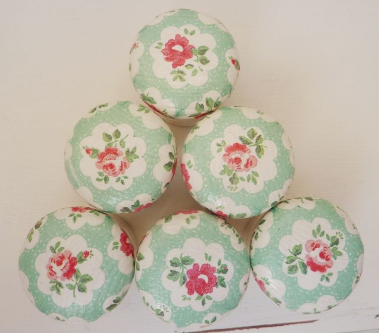 Nice Shabby Chic Door Knobs For Your True Uniqueness: Shabby Chic Door Knobs ~  Gtrinity.