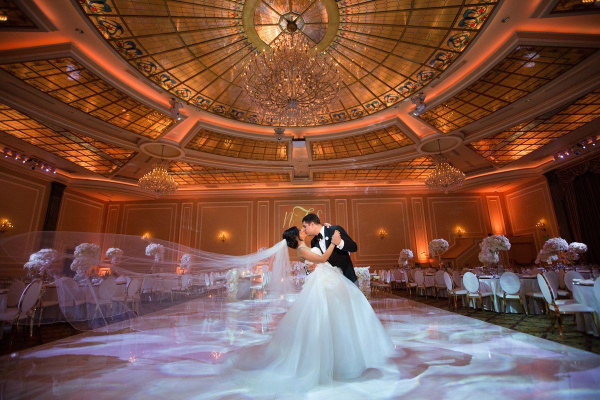 Taglyan Complex Hollywood Venue Wedding Inspiration