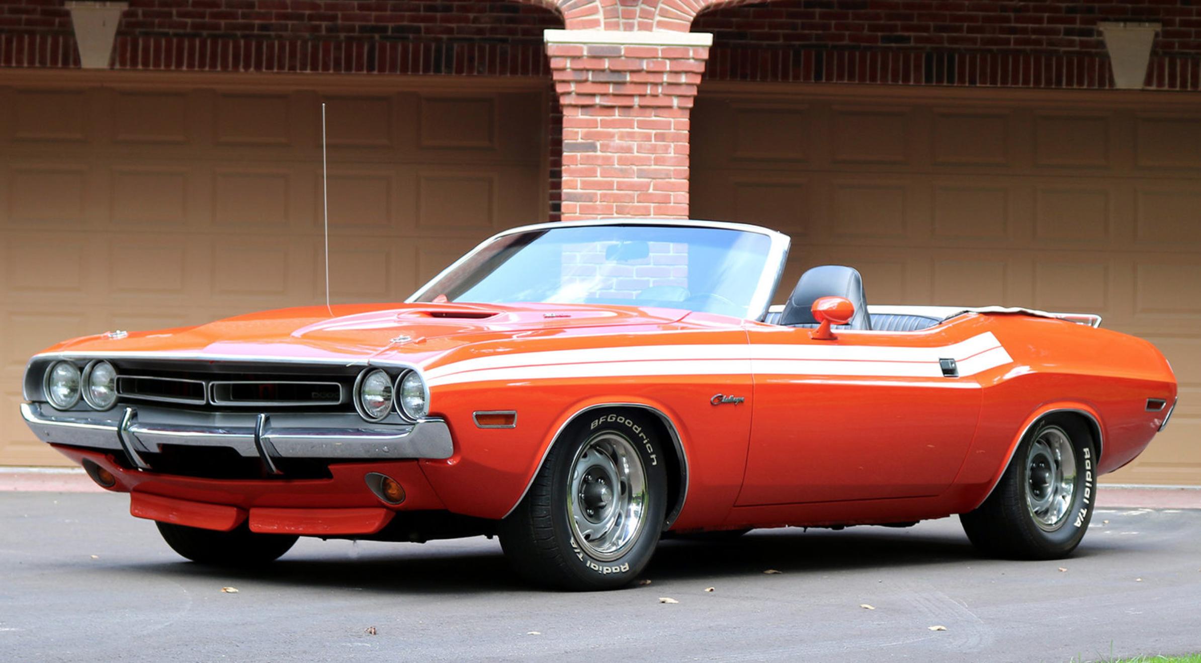 1971 Dodge Challenger Convertible Mopar Muscle Cars Dodge Challenger Dodge Challenger Models