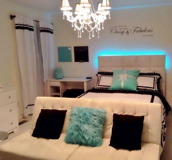 Teen Tiffany Co. Inspired Room, Teen Bedroom , Girls Rooms Design My Next Bedroom  Idea! Part 73