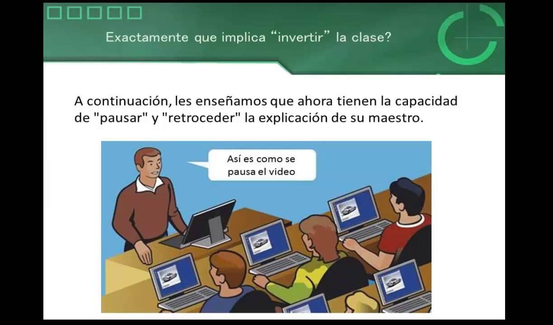 La clase invertida