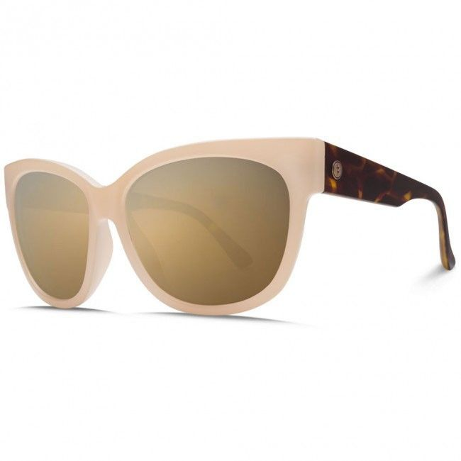 Danger Cat Nude Tortoise   Grey Gold Chrome Sunglasses by Electric ... 3731cfada6