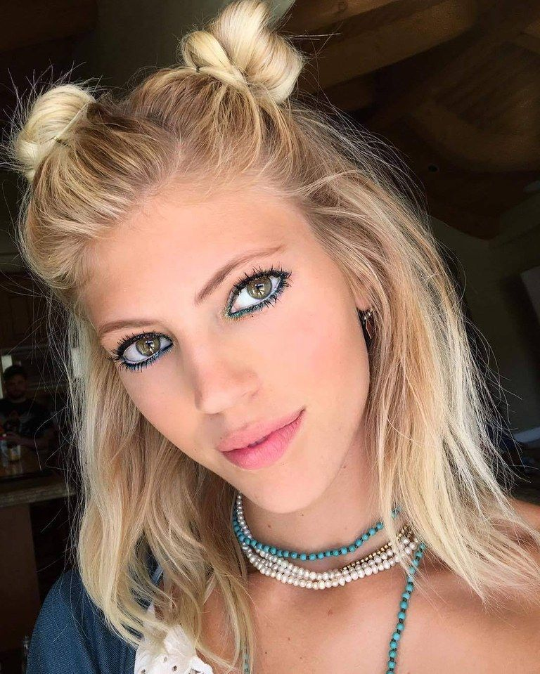 Best Hairstyles for Coachella - Celebrities at Coachella 2016 | Teen Vogue