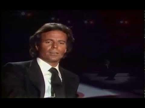 Julio Iglesias Weihnachtslieder.14 Julio Iglesias Mit Tränen In Den Augen Ist Man Blind 1981