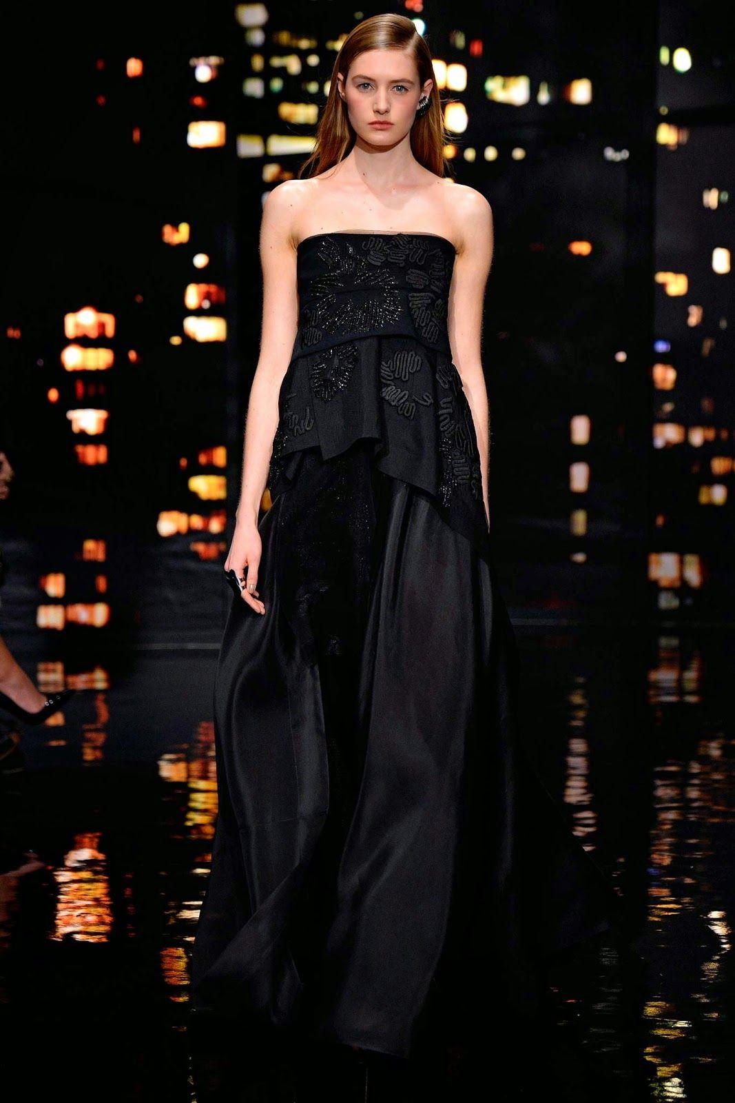 Donna Karan Fall/Winter 2015 - New York Fashion Week