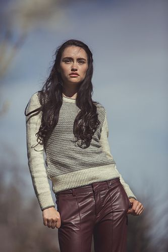 Ravelry: Hirst Pullover pattern by Ruth Garcia-Alcantud