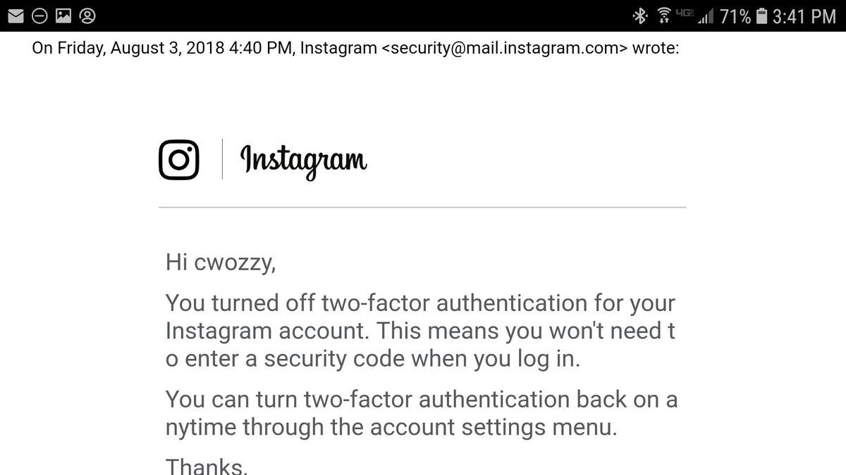 How Long Does It Take To Get An Email Back From Instagram