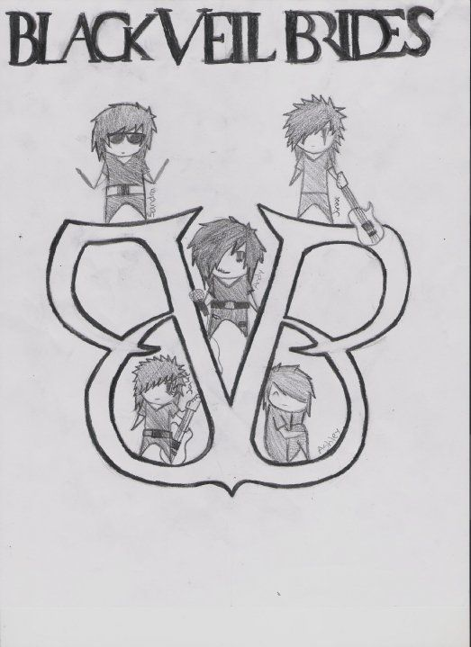 this black veil brides thing is awesome products i love
