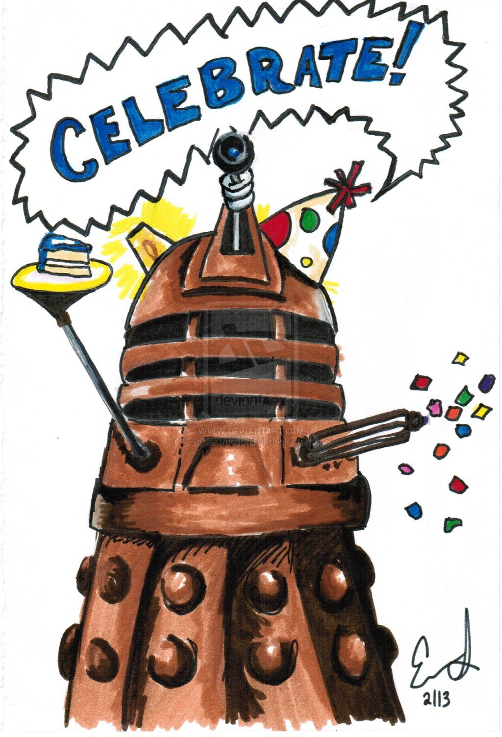 Birthday Invitation Strryeyedreamr27s Deviantart Favourites Doctor Who Birthday Card Doctor Doctor Who Birthday Cool Birthday Cards Birthday Cards Funny Ecard