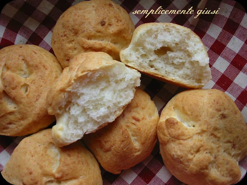 Semplicemente giusi: Pan di mozzarella