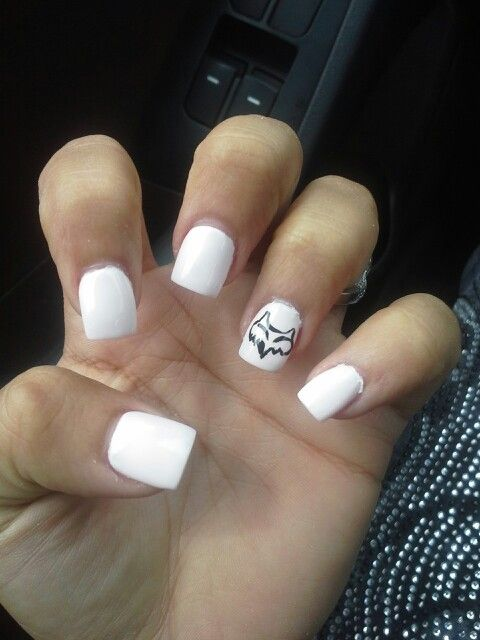 FOX Nails Reminds Me If Four Wheeling And Riding Dirt