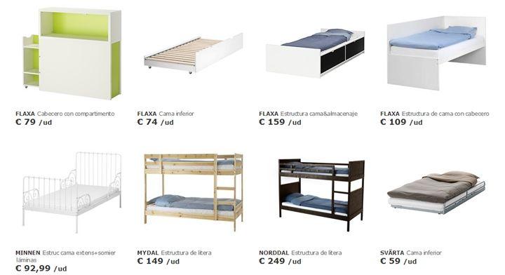 Cat logo de muebles infantiles ikea flaxa en 2019 - Ikea muebles infantiles ...
