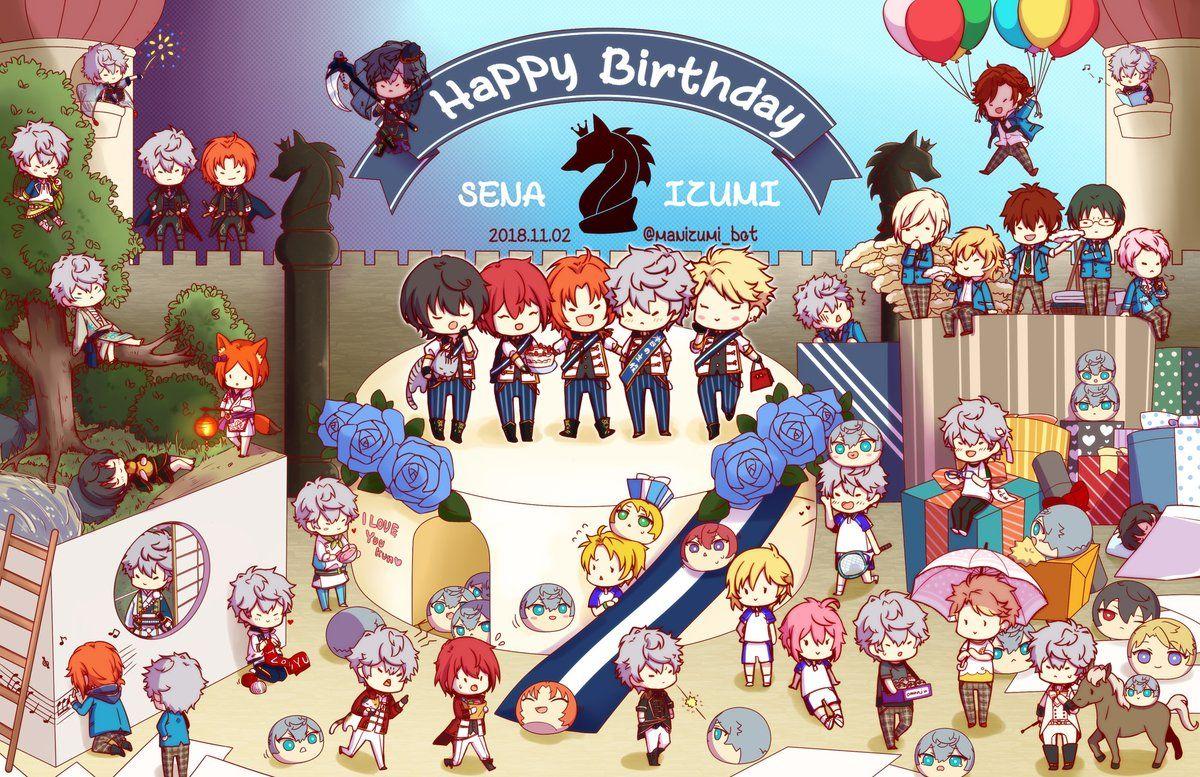 「Ensemble Stars ⭐」おしゃれまとめの人気アイデア|Pinterest|Anime Neko(画像あり