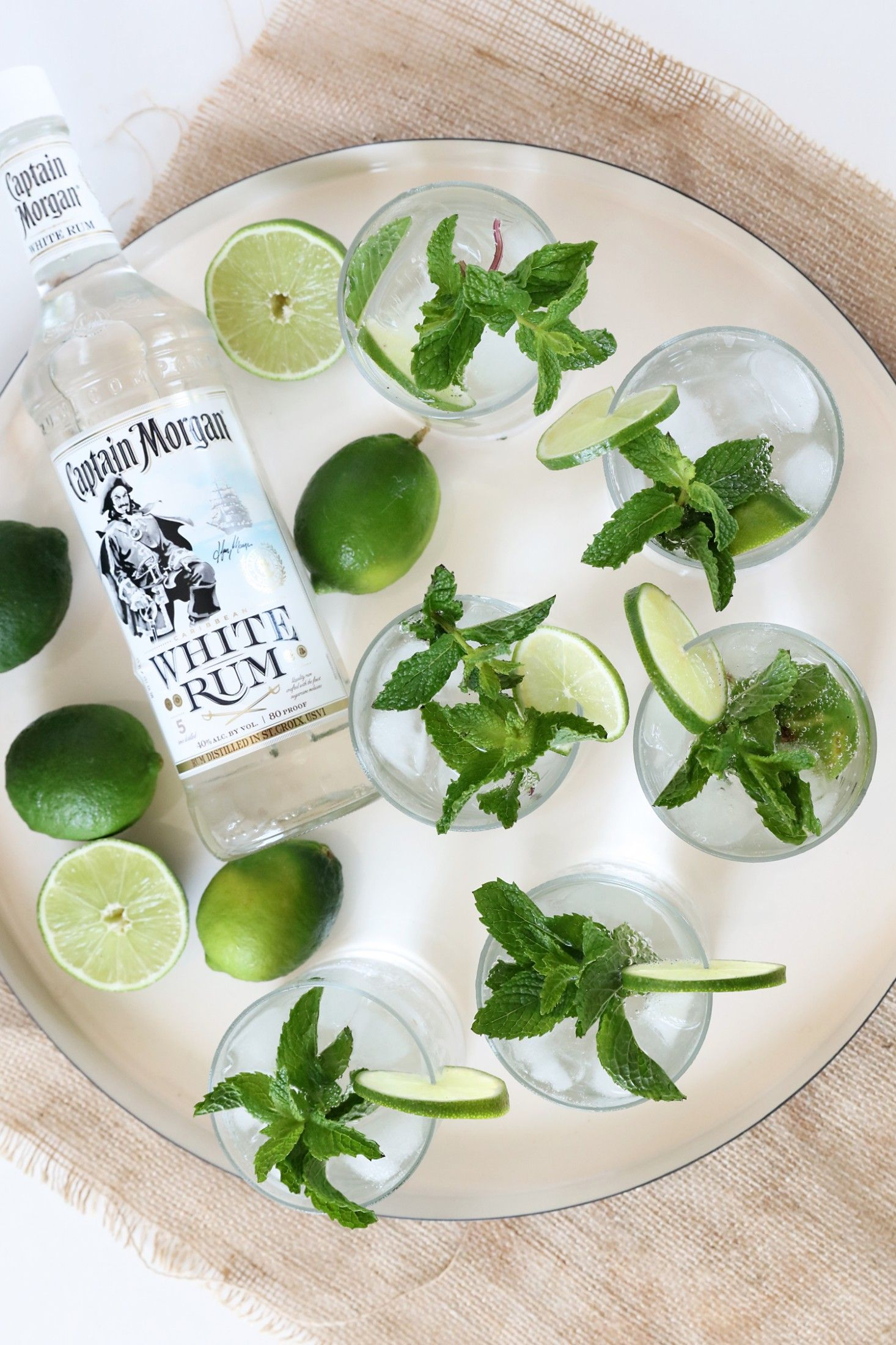 Mojito Cocktail Recipe Fun Drinks Cocktail Drinks Recipes Rum Cocktails