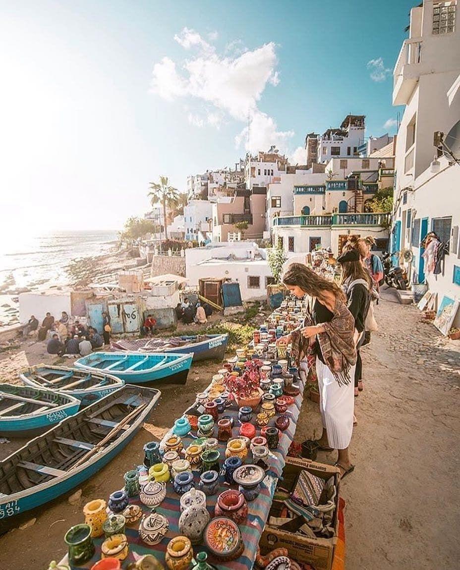 галерея курорт в марокко фото благодаря его