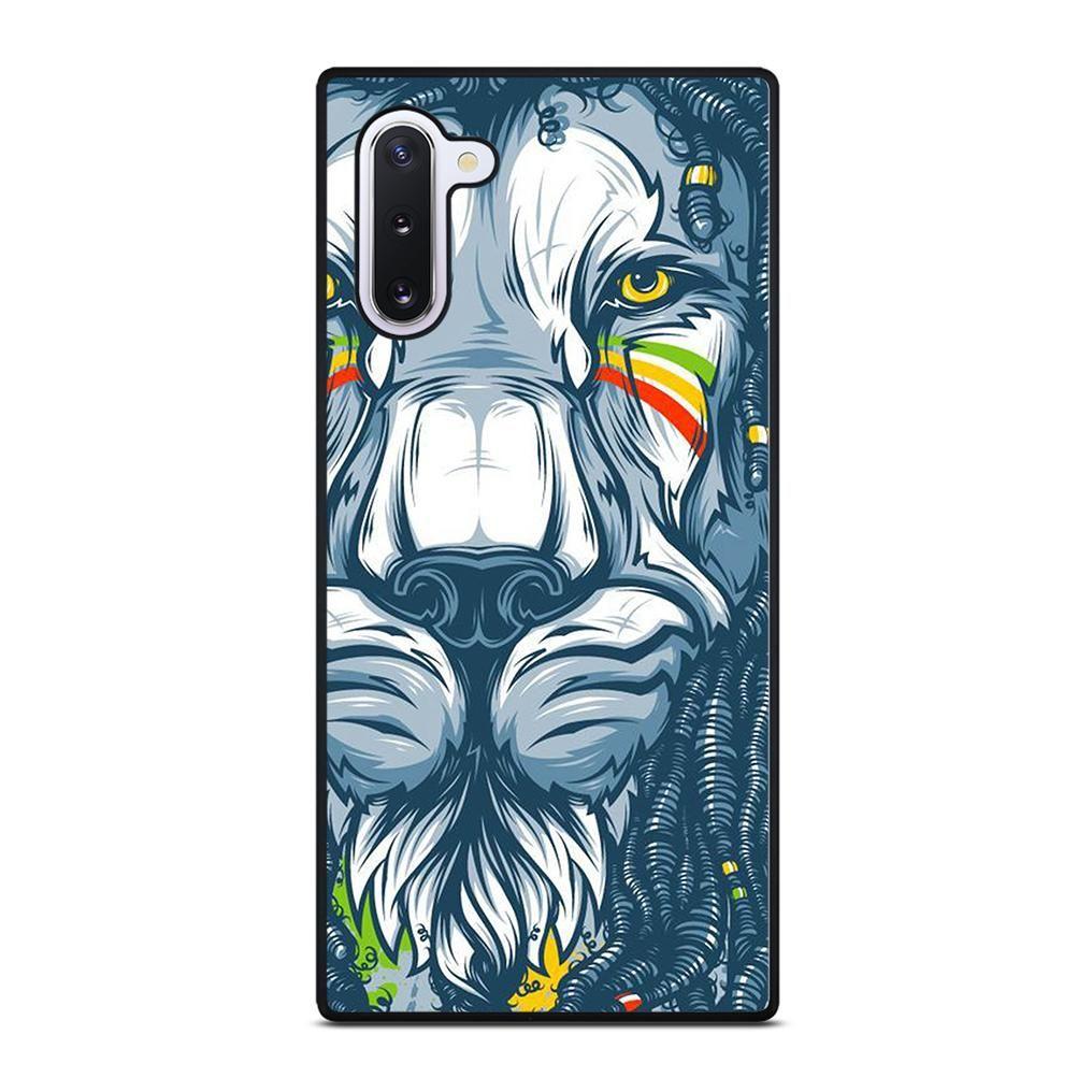 RASTA LION REGGAE BOB MARLEY Samsung Note 10 Case Iphone