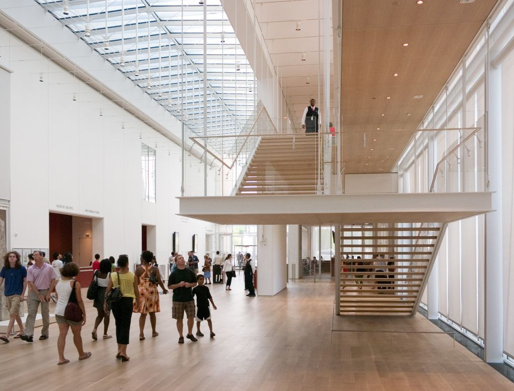 Art Institute Chicago Modern Wing Renzo piano