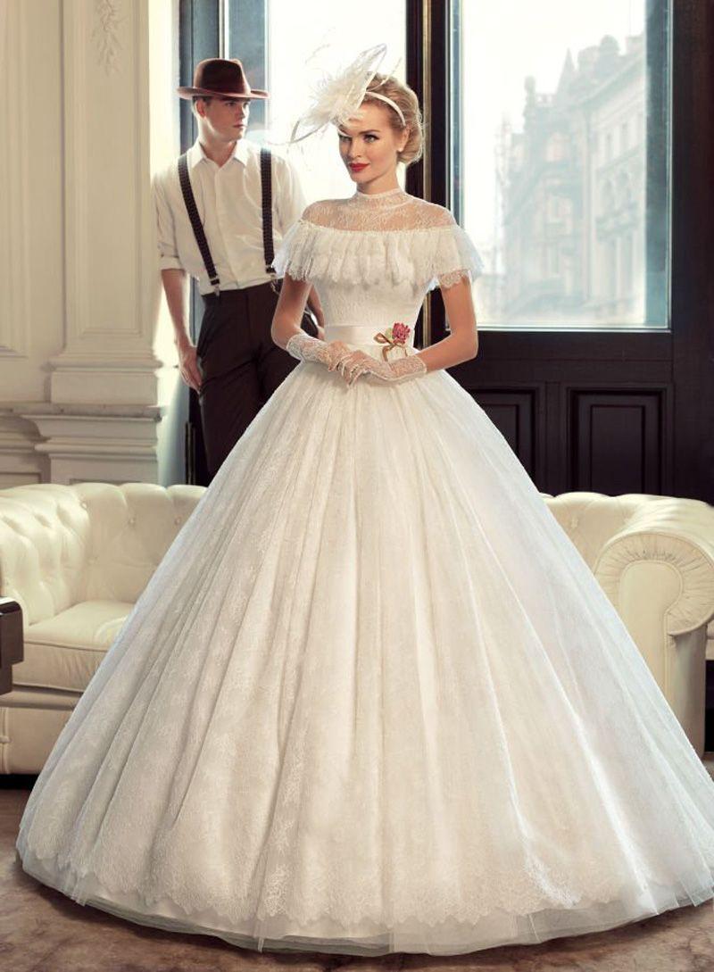 Свадебные платья 1920-х – оригинальные винтажные фото