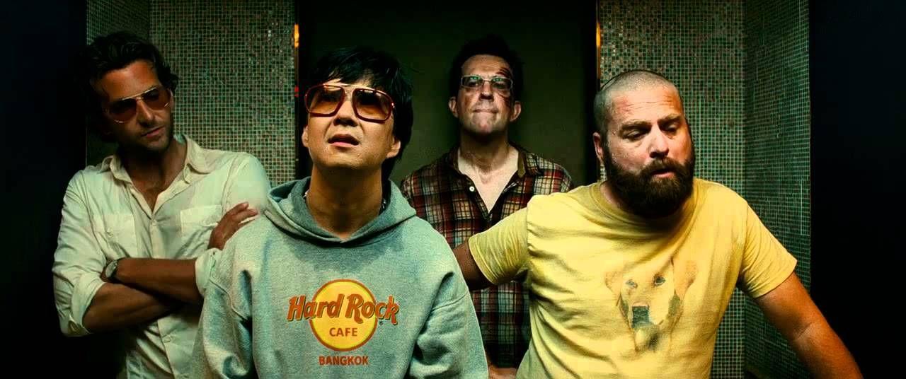 ☆The Hangover II - Mr  Chow's Song (Elevator Scene) [Blu-ray HD