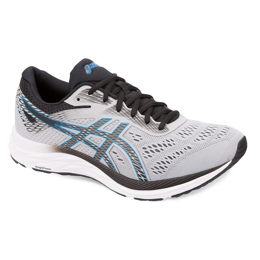ASICS GEL Excite 6 Men's Running Shoes, Size: 8.5, Grey