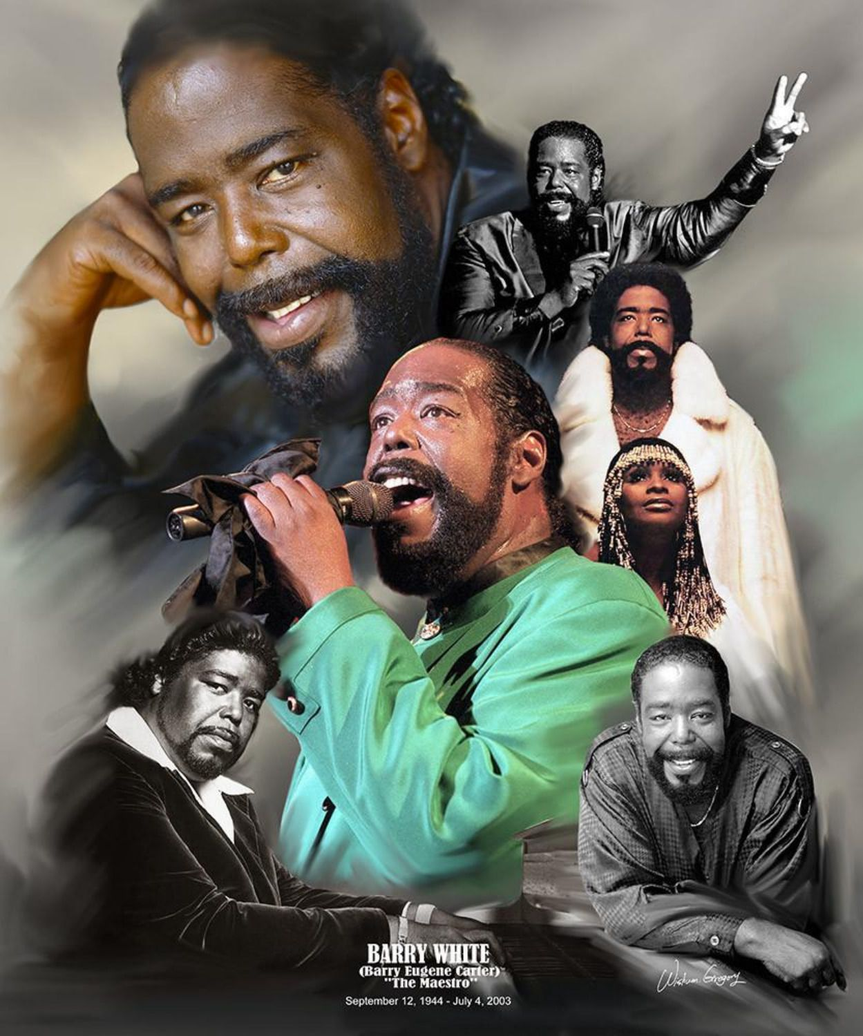 Best of Barry White Tribute MP3 Download | PressureMP3 com