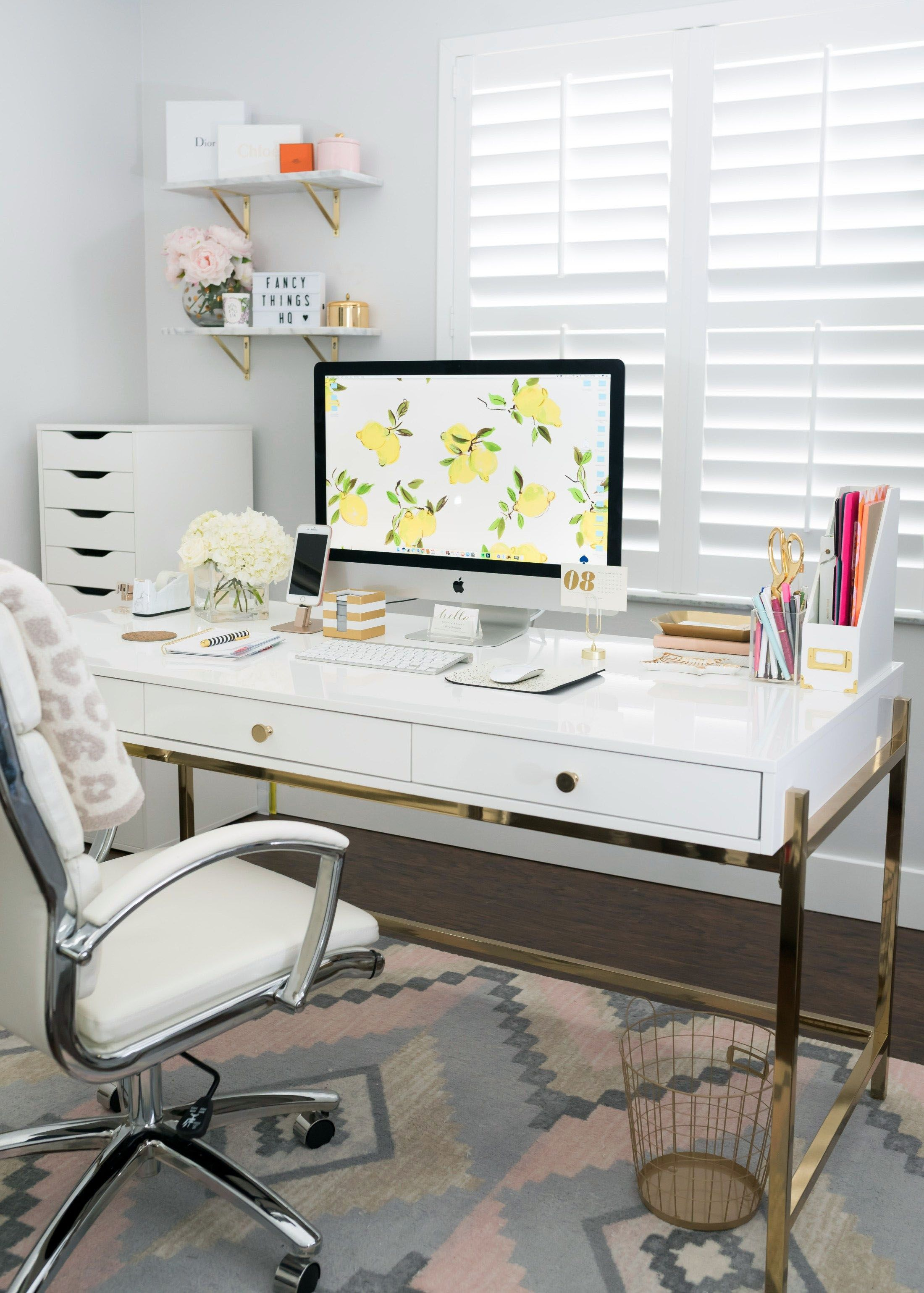 Ways To Decorate A Home Office Desk And Chair Set Only In Miral Iva Design Home Office Decor Home Office Space Home