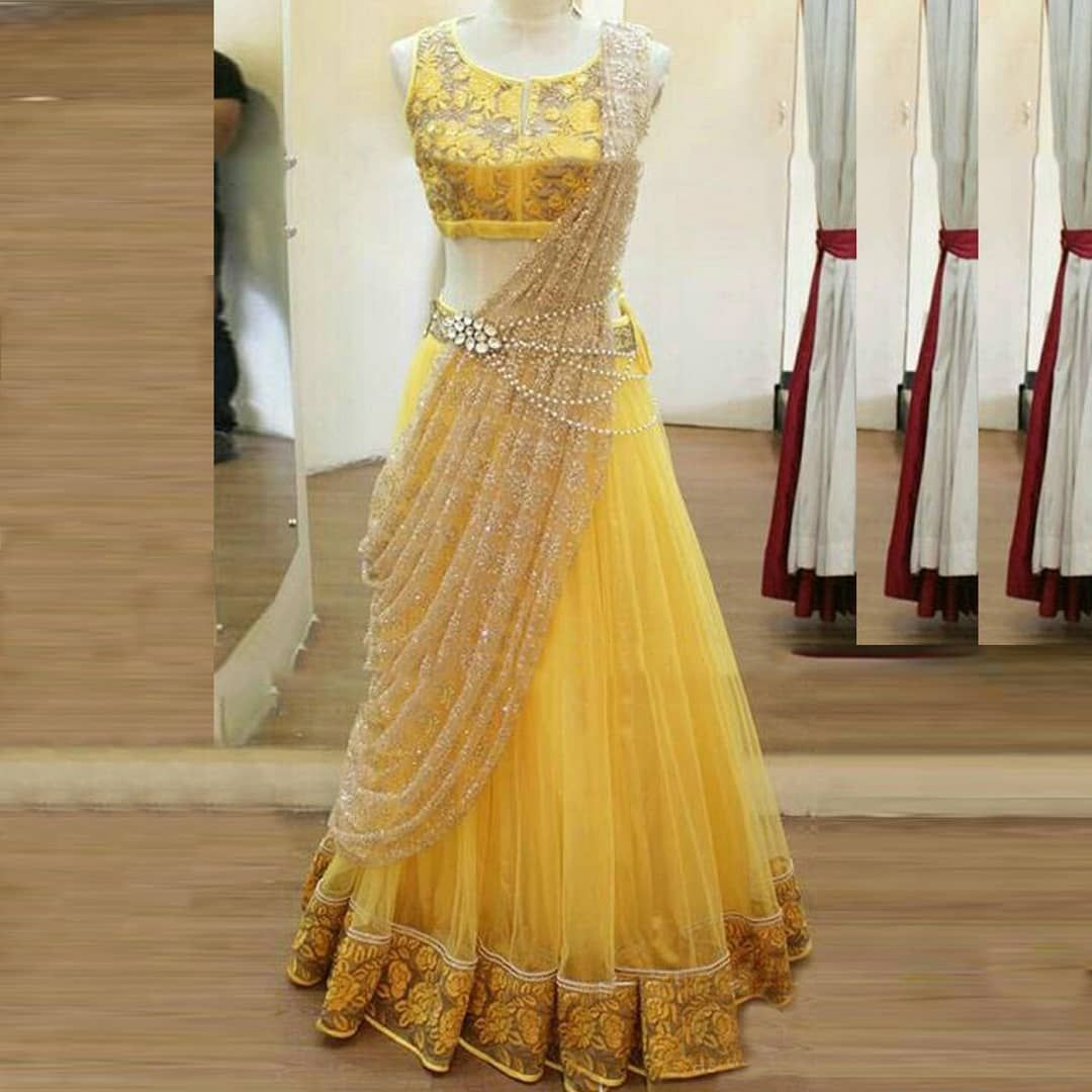 """df42914163 Zipker on Instagram: """"DM FOR Buy 👇 If you want to glamorise your look wear  these very gorgeous heavy lehengacholi 💖 For shop these amazing lehengas  ..."""