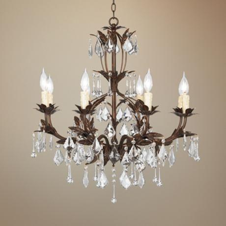 Hervorragend Bronze Kronleuchter Beleuchtung   Gartenmöbel