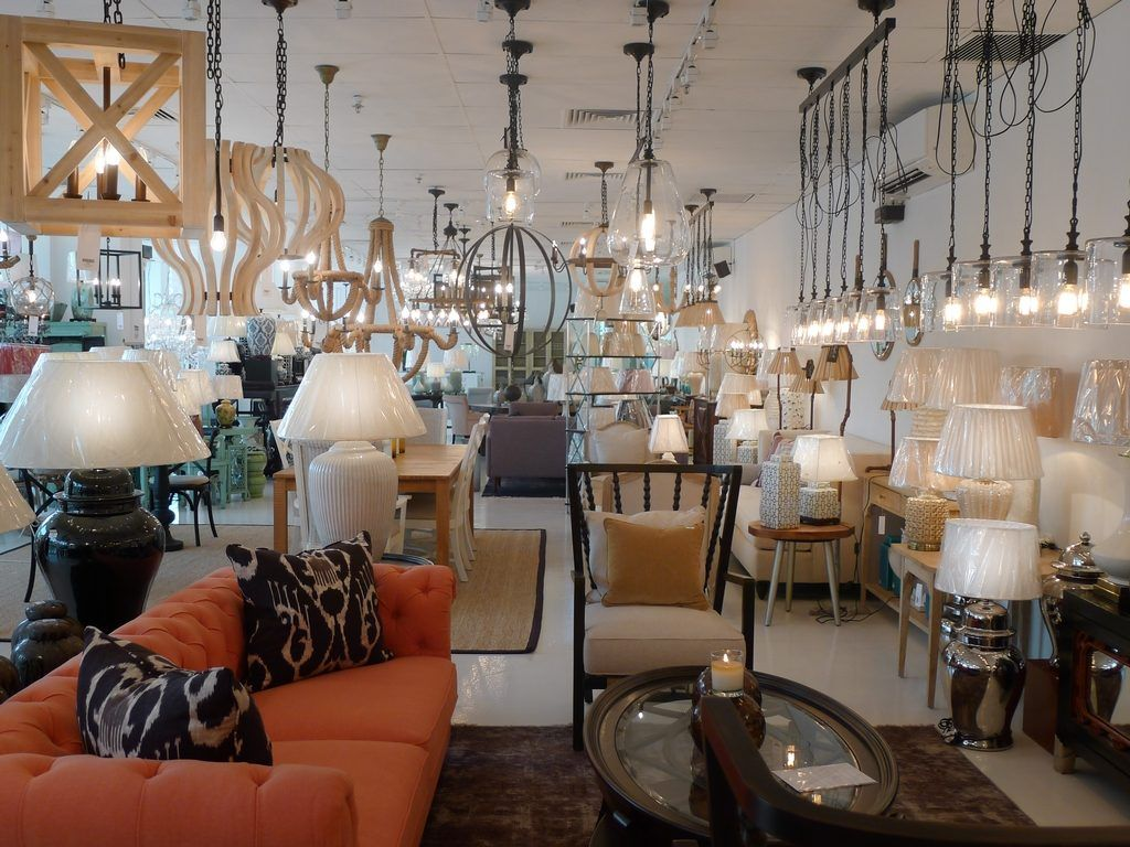 Spoilt For Choice At Taylor Bs Lighting Gallery