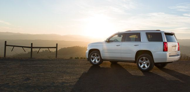 2018 Tahoe: Full-Size SUV - 7 Seater SUV. Toyota Tundra For SaleWhite ...