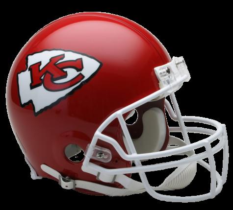 Kansas City Chiefs Authentic NFL Full-Size Helmet  286d8423f