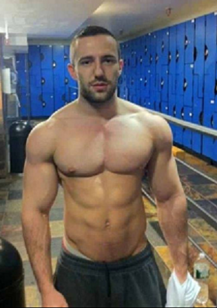 Sports hairy pits