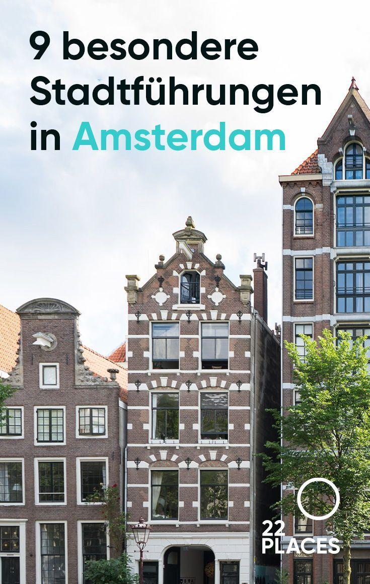 Photo of 9 besondere Stadtführungen und Touren in Amsterdam