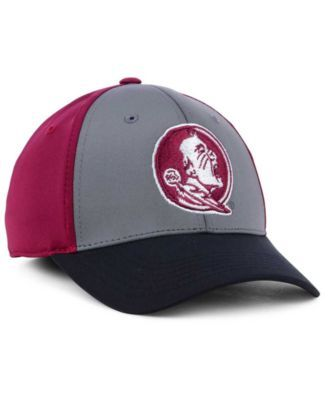 on sale a97a3 c79c2 Top of the World Florida State Seminoles Division Stretch Cap - Black S M