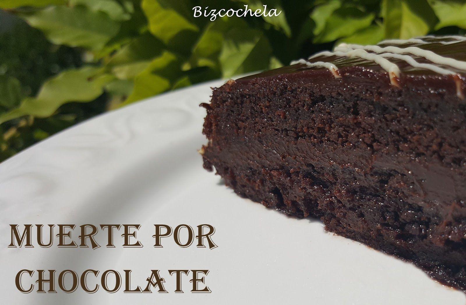 Ya Es Viernes De Nuevo Y Para Mantener Las Buenas Costumbres La Receta Dulce De La S Muerte Por Chocolate Tarta Muerte Por Chocolate Pasteles Deliciosos