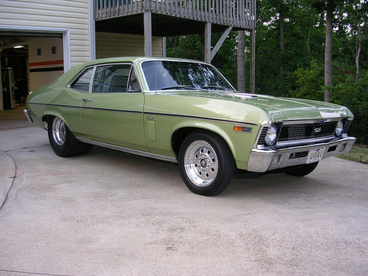 All Chevy black chevy nova ss : A daily driver: 69 Nova SS w/ 555 ci   Hot Wheels   Pinterest ...