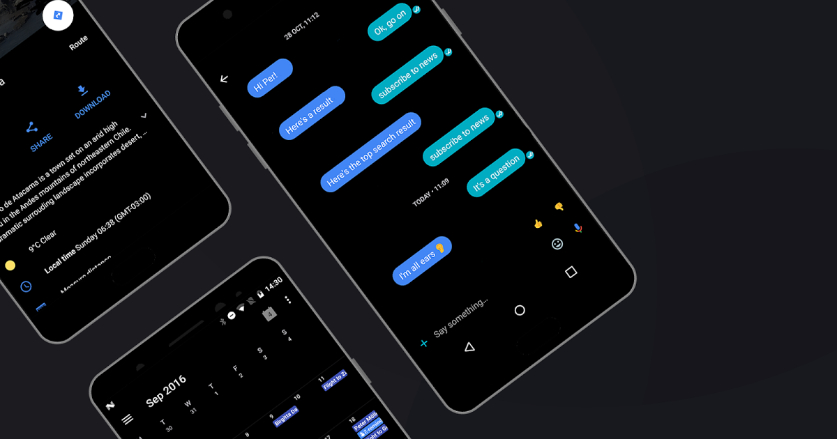 Swift Black Substratum Theme Oreo Samsung Theme Apps On How To Put Whatsapp In Dark Mode On Any Phone How To Enable System Wide Dark Mode In Android Android